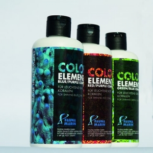 Fauna Marin Color Blue/Red/Green 3x500ml