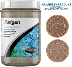 Purigen absorbent NH3,No3 i NO2 Seachem
