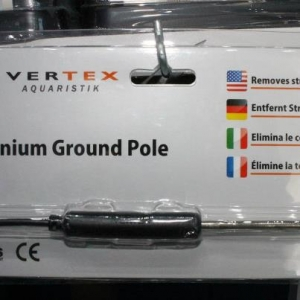 Vertex - Ground Pole - uziemienie