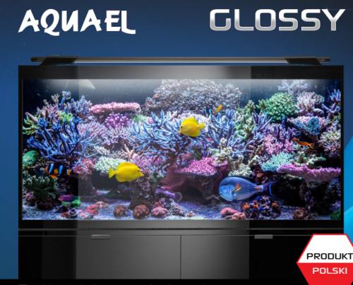 Zestaw Aquael Glossy Marine 100120 Set Akwarium Morskie